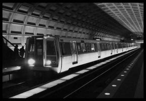 Orange Line by ghostmech007