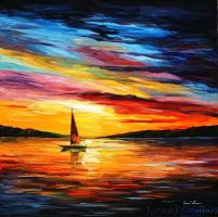 SOUTH WIND by Leonidafremov
