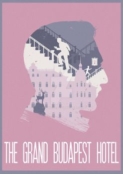 The Many Faces of Cinema: The Grand Hotel Budapest by Hyung86