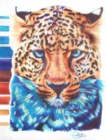 Multicolor leopard by Dry89