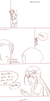 Gift: PiriChu Mini Comic~ by yunlangpo