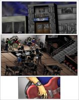 Comic page by greyweed