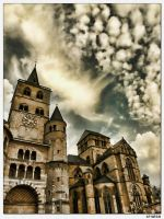 The Cathedral of Trier by Ondro