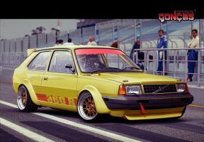 Volvo 360 R by carguy88