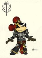 Knight-Commander Minnie by dragonheart