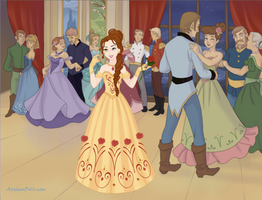 Belle by Kailie2122