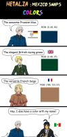 Hetalia countries colors by chaos-dark-lord