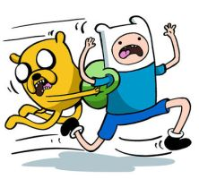 Adventure Time - Finn and Jake by Dill-Tasker