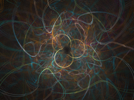 Apophysis: Strings by FractalMBrown