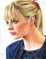 Gwen Stacy by Abremson