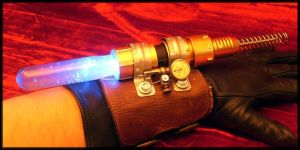 Left-Handed Plasma Injector by SeanMonster