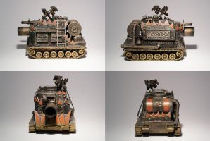 Looted Wagon painted by Necro1989