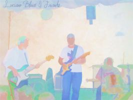 Blues Band by lucianoW