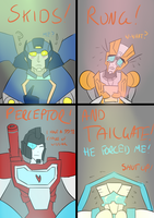 The Lost Light S1 Beauty Pageant Part Two by PurrV