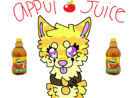 APPUL JUICE. :OH GOD WHY: by cIiche