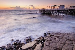 Sunset in Capolinaro 2 by jimitux