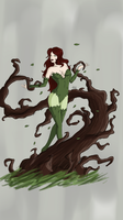 Poison Ivy by Falkras
