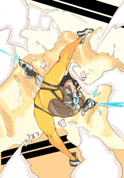 Tracer by Quetzoiin