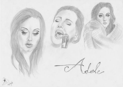 Tribute to Adele by flysims6