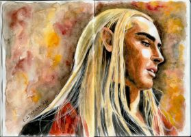 The Elvenking by Someone-Else79