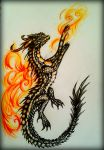Touch of Infernal by SaphireDragon16