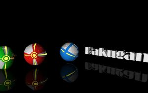 wall bakugan 3d by Espectra16