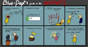 Internet Guide by blue-pepi