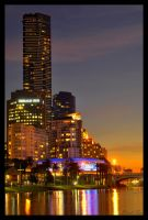 Night Scape by BreakFreePhotography