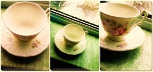 Perspectives of a Teacup. by RahRahRachie