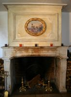 Fire place by bchamp2