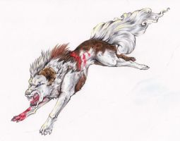 Hellhund: Arsenal by ElysianImagery