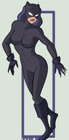 Catwoman 10 by TULIO19mx