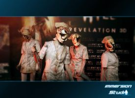 Silent Hill Revelation Premiere by Carles