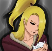 collab-welcome back zombi deidara by Melodie-Medolie