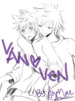 Van and Ven - TEST SKETCH by AnonAzure