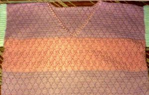 Short-Sleeved Sweater 2. TOP {Crochetted by Me} by Empress-XZarrethTKon