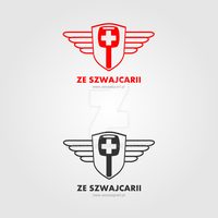 Cars from Switzerland logo design by Matavase