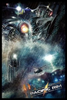 Pacific Rim by PaulShipper