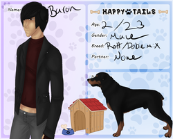 H-T Dog app : Baron by Zero8426