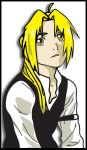 Ed Elric color by zomgspongelolbob48