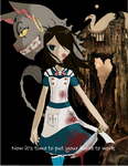 Alice Madness Returns by Heuring