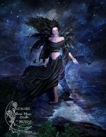 Darkness Falls by Gina-Marie