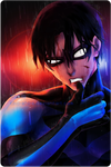 Nightwing by Aka-Shiro