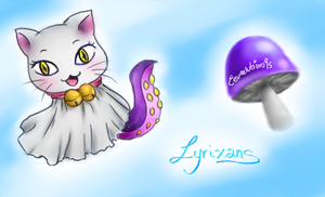 trubute to the lyrixan assignments~! by Eeveelutions95