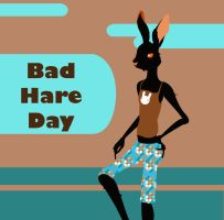 Bad Hare Day by al3map2