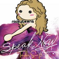 Taylor Swift: Speak Now by NickyToons