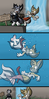 Reverse-Gender Fish Pool by Virmir
