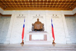Chaing Kaishek Memorial by josephacheng