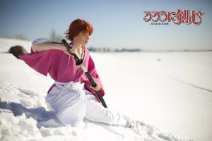 Rurouni Kenshin 15 by cat-shinta