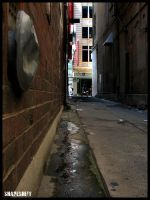Alley Part 1 by shapeshiftphoto